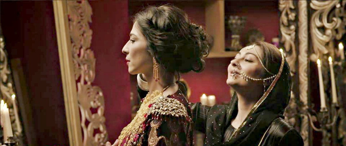 Mor Mahal takes inspiration from our rich history