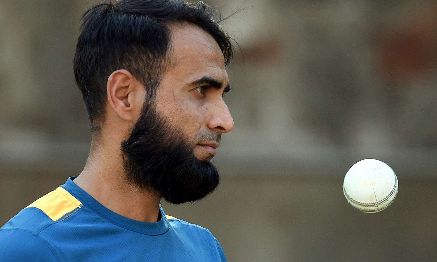 Tahir said that even if he did not observe a fast on a particular match day, he would still make it up at a later stage. — AFP