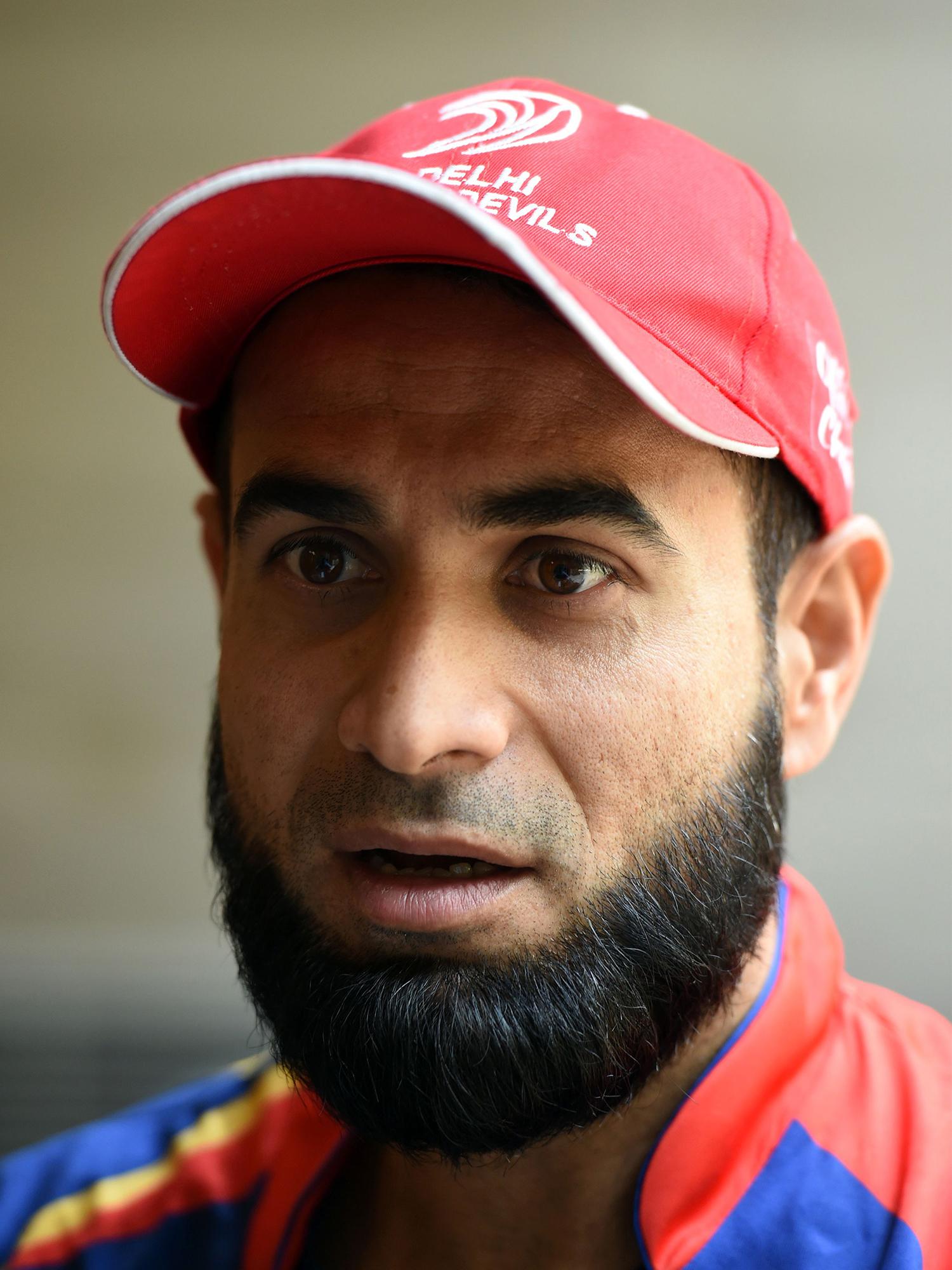"""""""I am thankful to Allah that he drove me closer to him,"""" Tahir said. — AFP"""