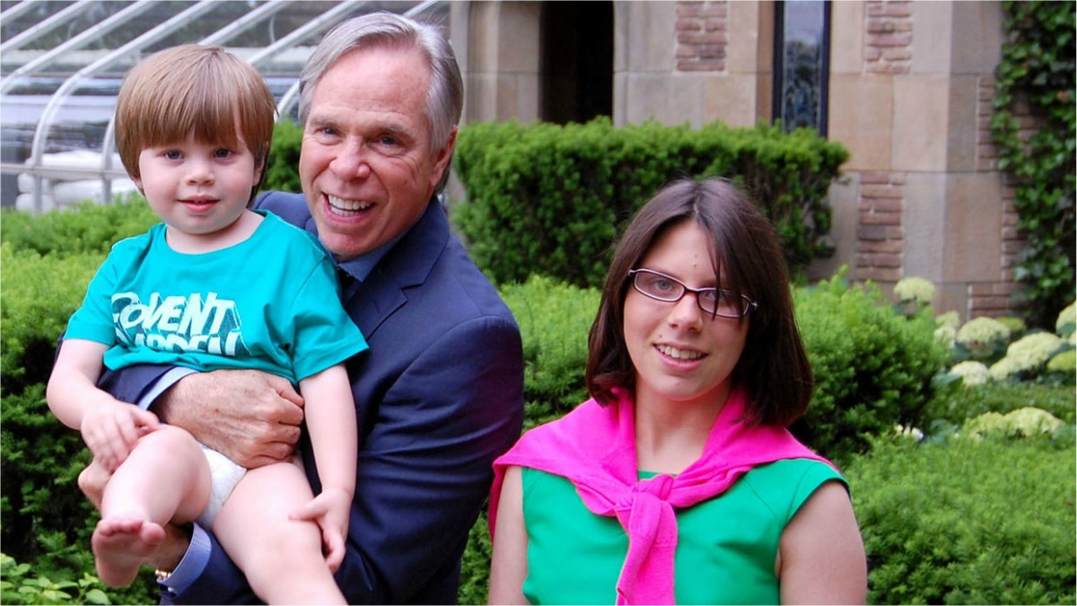 Tommy Hilfiger has campaigned for autism because it's a cause close to his heart —Photo courtesy: communitytable.parade.com