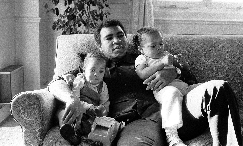 Muhammad Ali: 'The Greatest' boxer, showman, ambassador