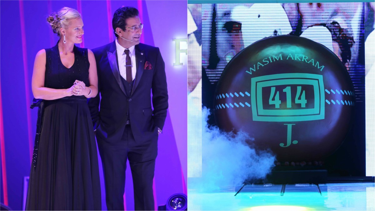 Scent of Sultan: Wasim Akram gets his very own fragrance