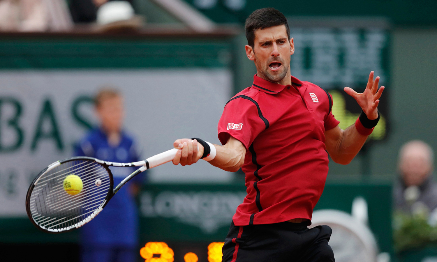 Djokovic Completes Career Grand Slam French Open