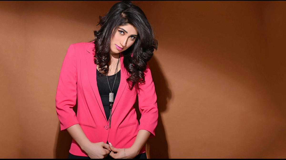 I am not desperate to go to India: Qandeel Baloch