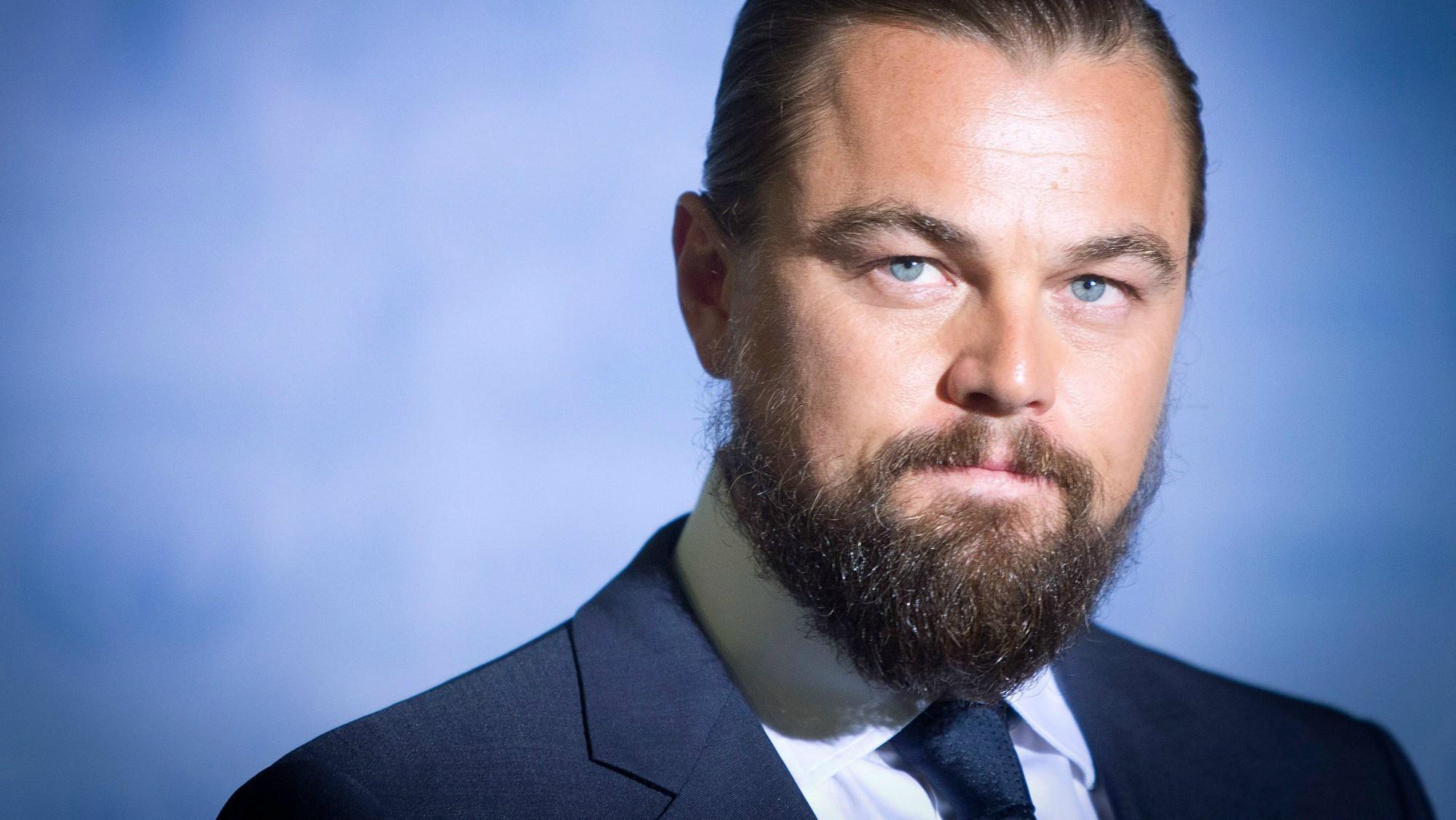 Leonardo DiCaprio as a white Rumi? Twitter isn't having it