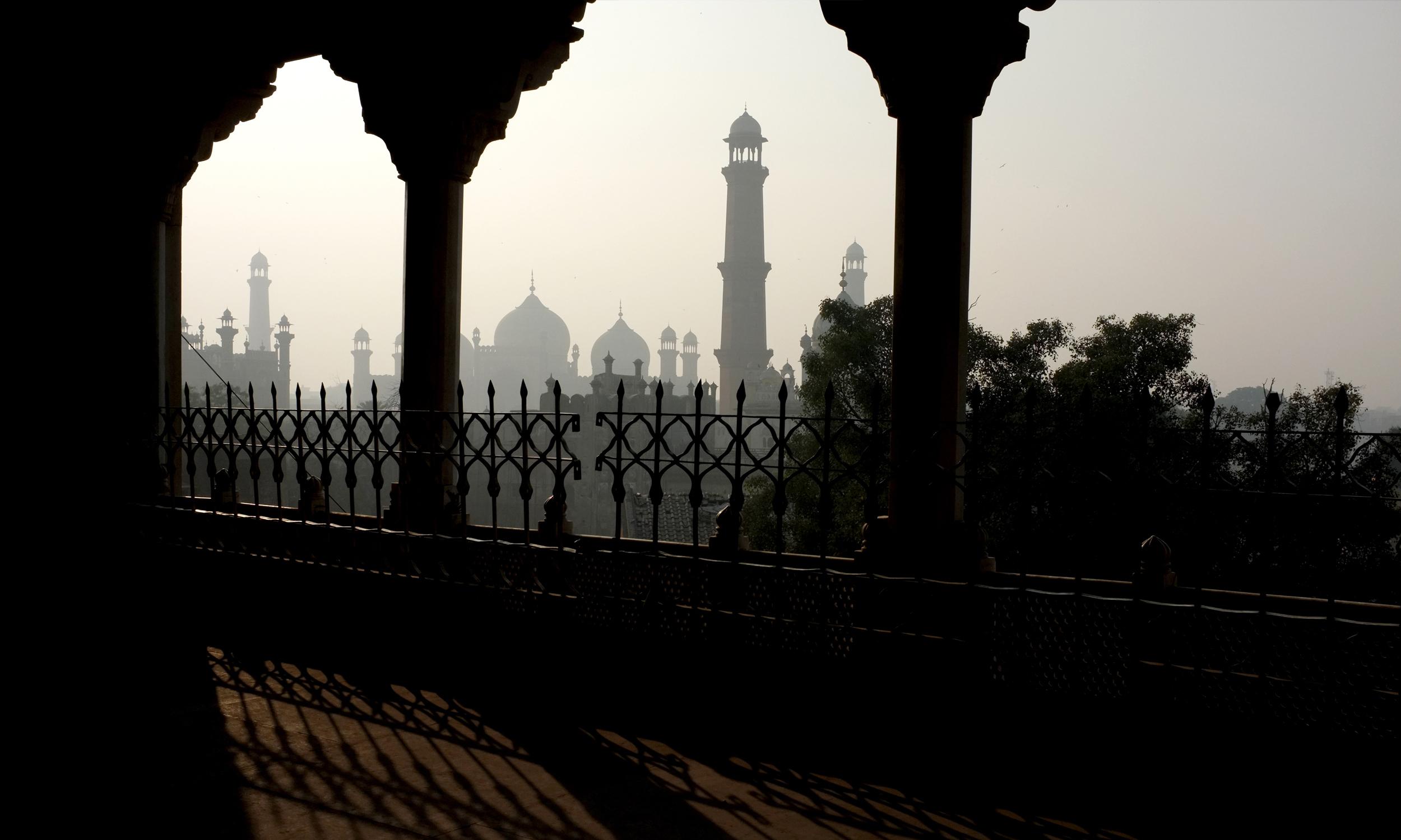Inside Lahore's royal quarter