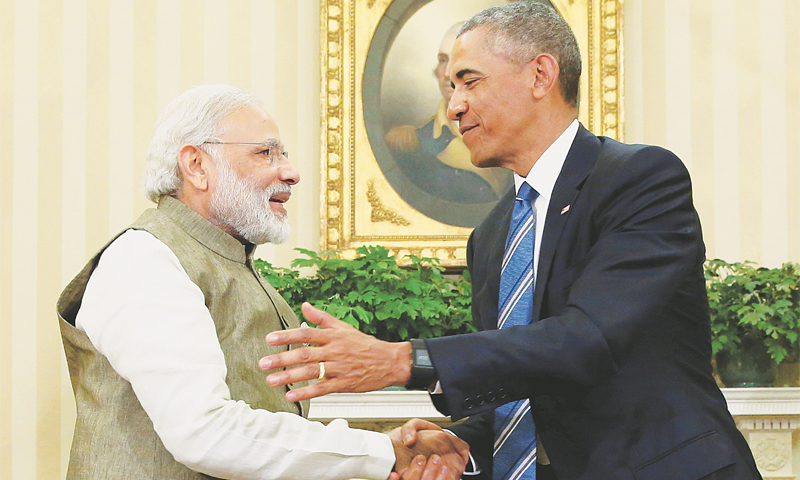 India wins Obama's support for NSG bid