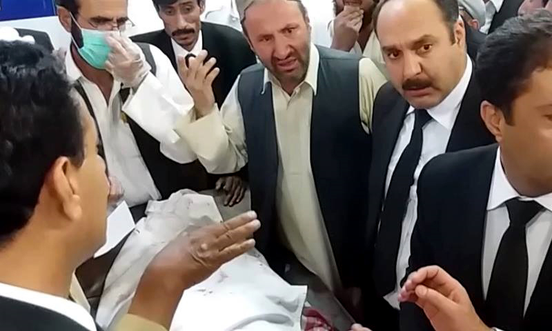 College principal shot dead in Quetta