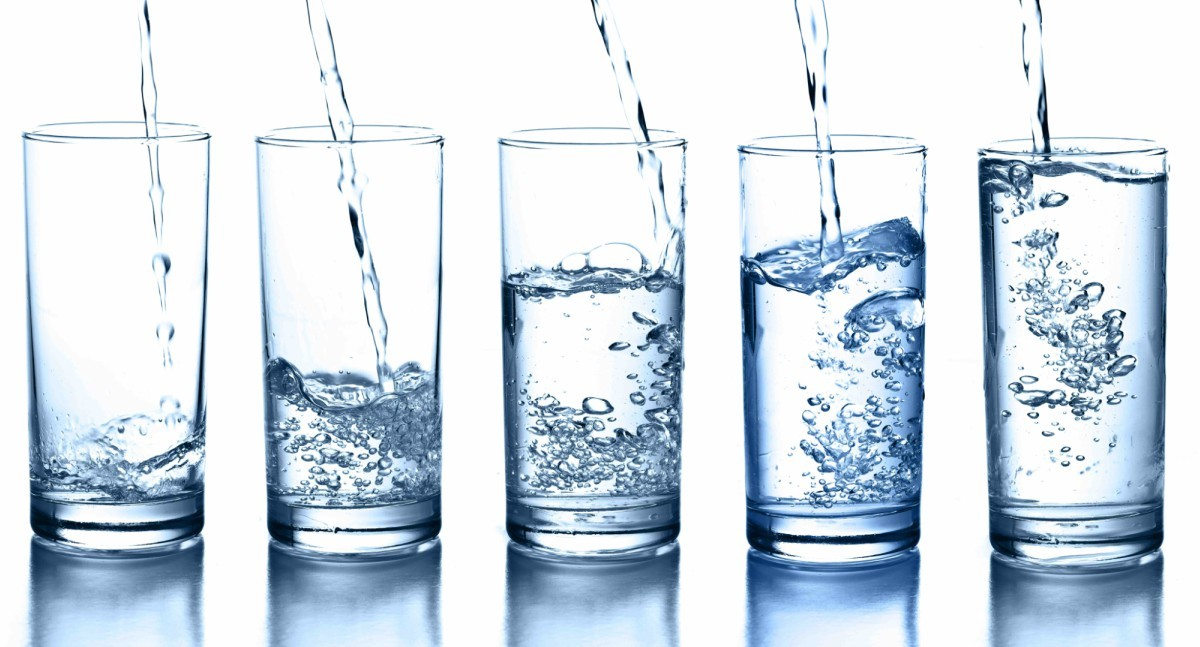 Stagger your hydration through the night to keep yourself hydrated while you fast during the day