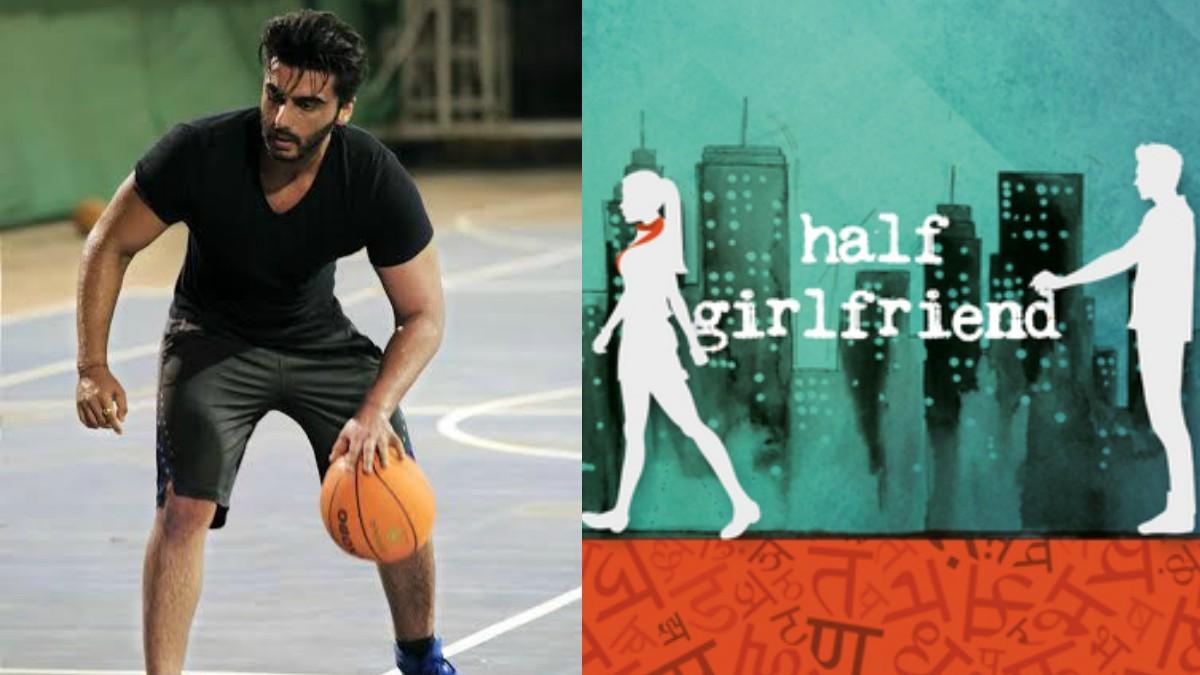 Arjun Kapoor starts shooting for Chetan Bhagat's Half Girlfriend