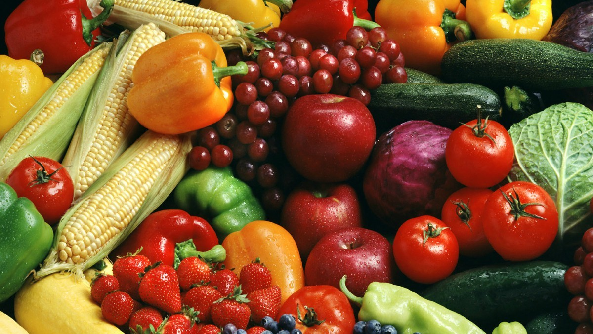 Fruits are your fibrous friends - Photo courtesy joesmithfarms.com