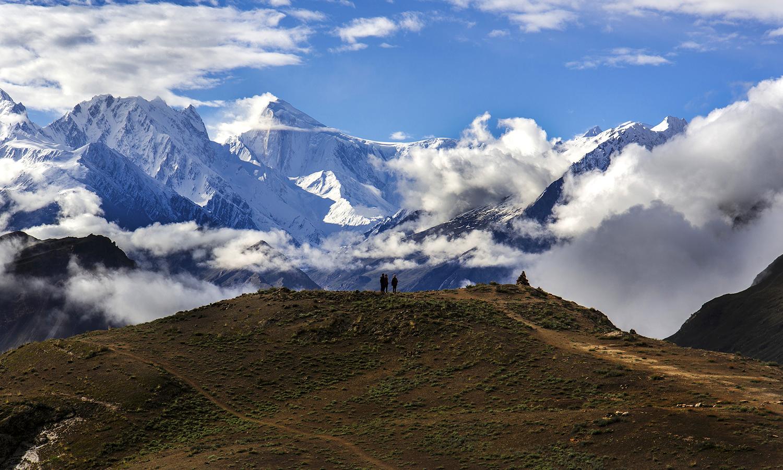 Duiker Peak, Hunza. — Photo by Mudassir Ahmed