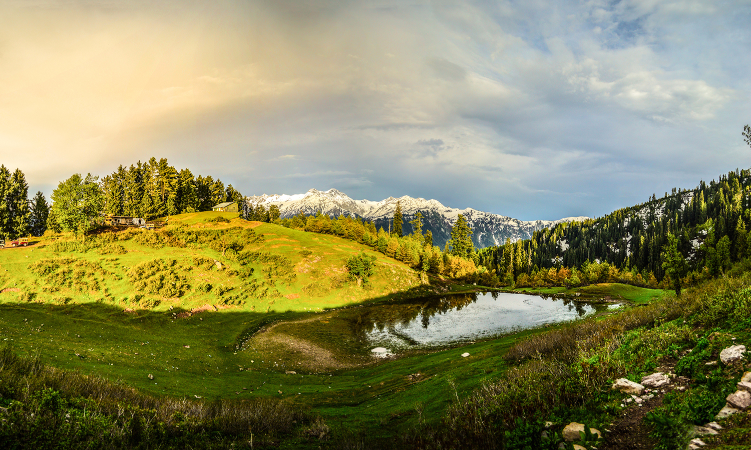 Siri Paye, Shogran, Kaghan Valley. — Photo by Adeel ur Rehman Mughal
