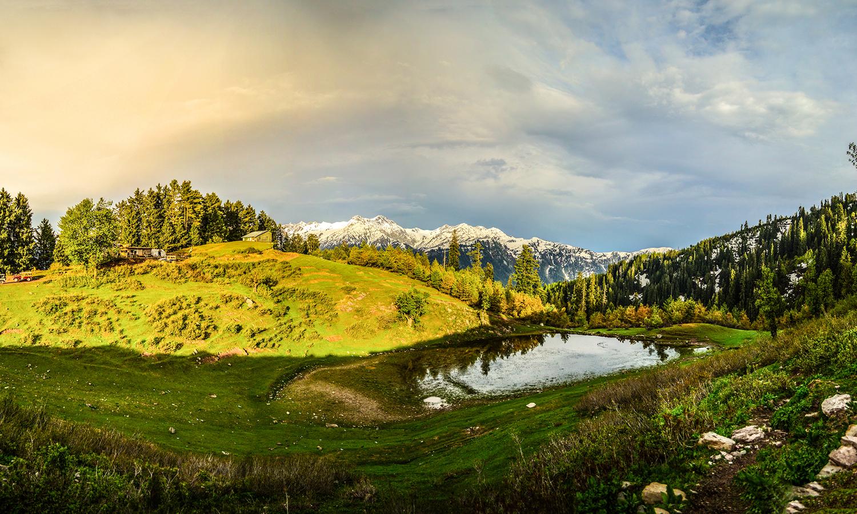 Siri Paye, Shogran, Kaghan Valley. — Photo by Adeel ur Rehman Mughal