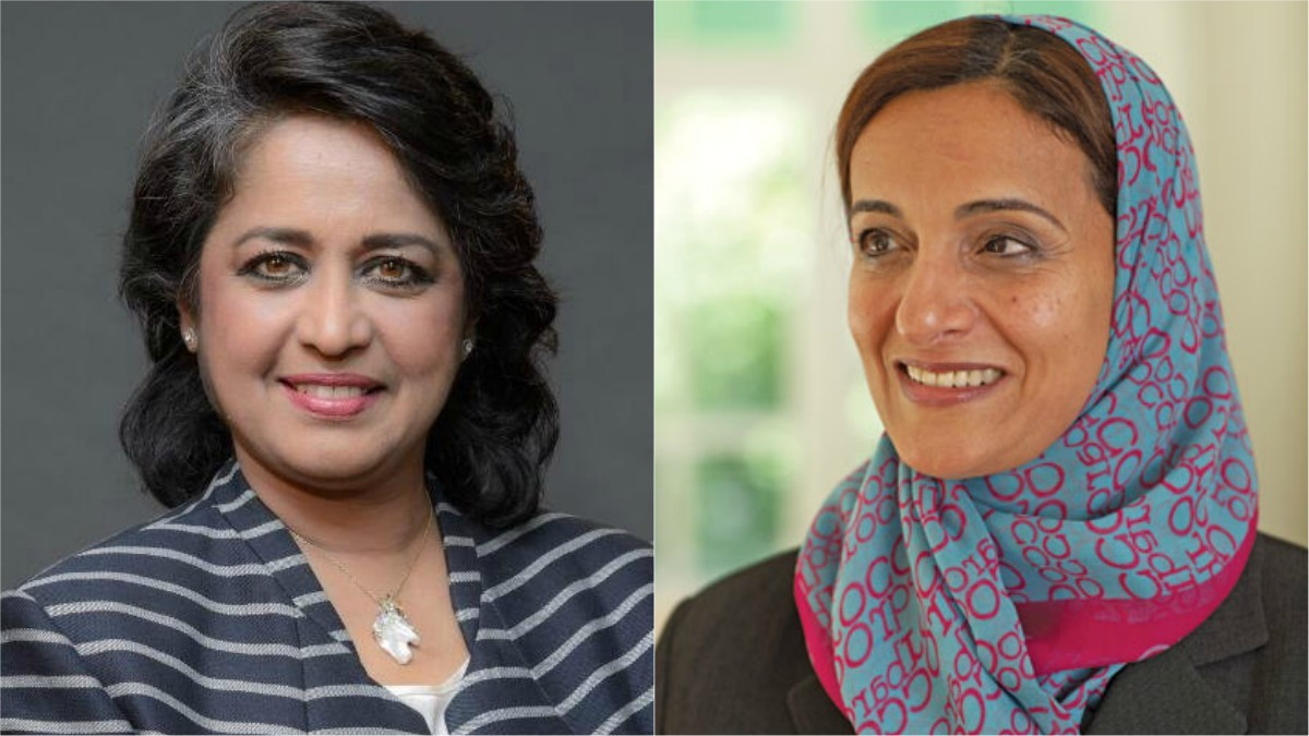 Did you know? 6 Muslim women made the Forbes 100 Most Powerful Women list