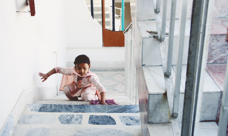 Snapshots of children at work -Photo by Fahim Siddiqi/White Star