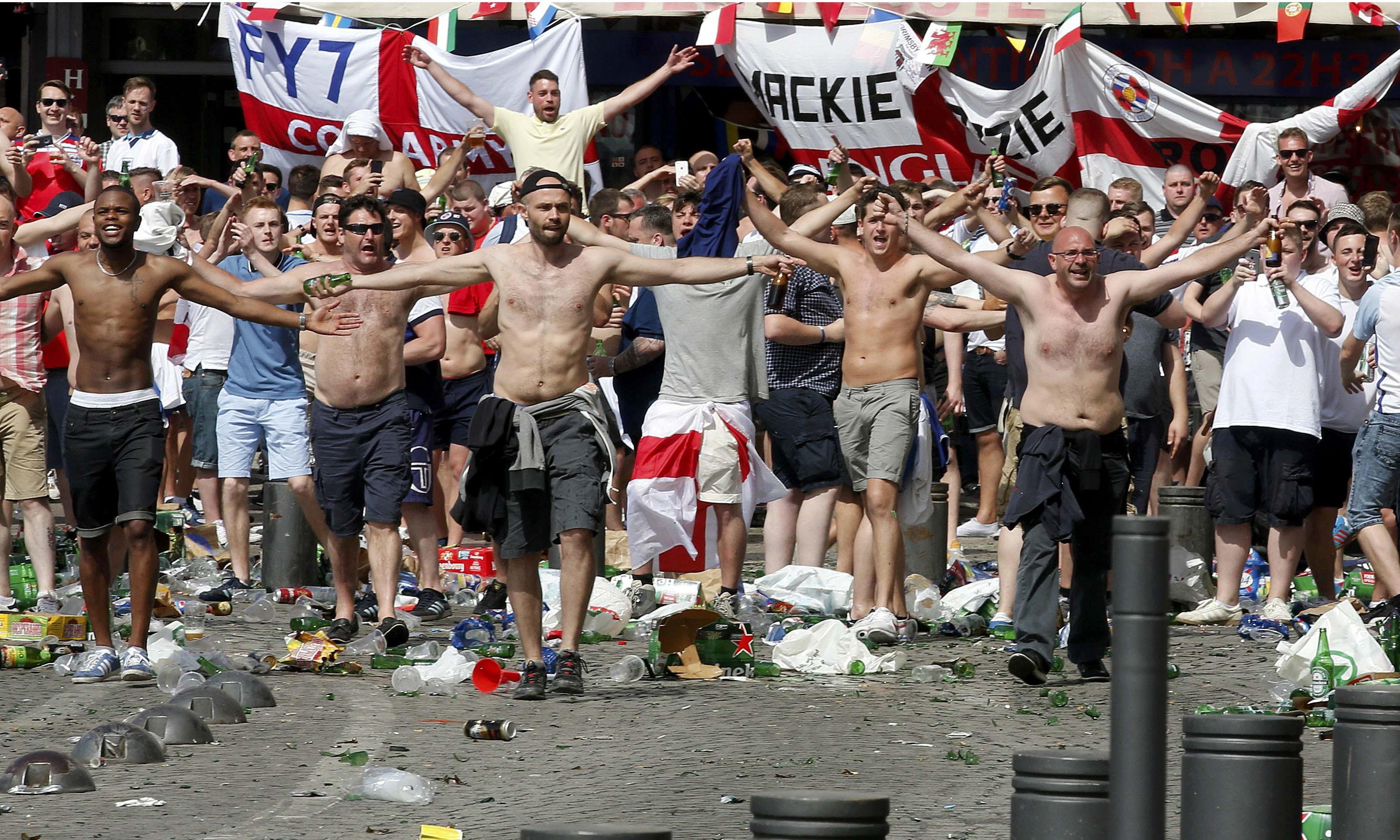 England Russland Marseille