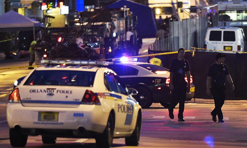 50 massacred at Florida gay club in worst US mass shooting