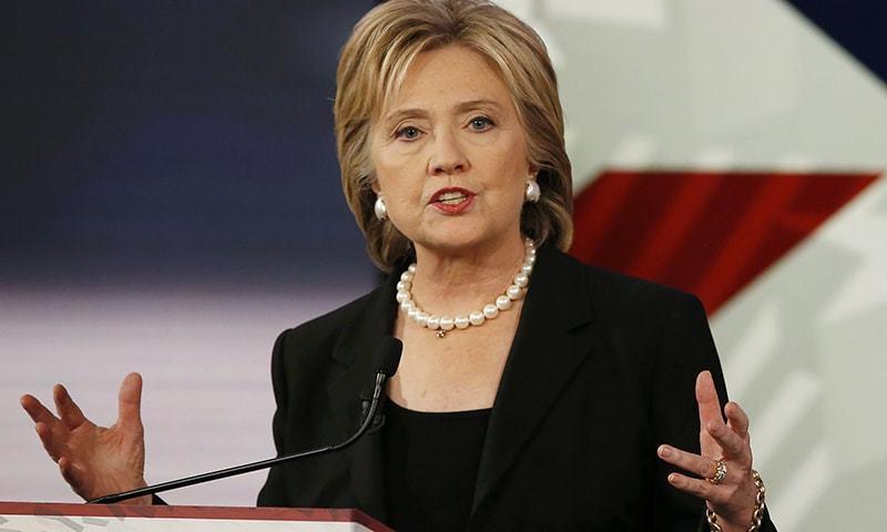 Hillary Clinton calls Orlando club shooting act of 'radical Islamism'