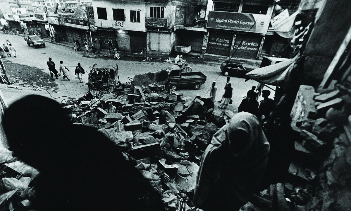 The aftermath of the Kashmir earthquake, 2005 | White Star