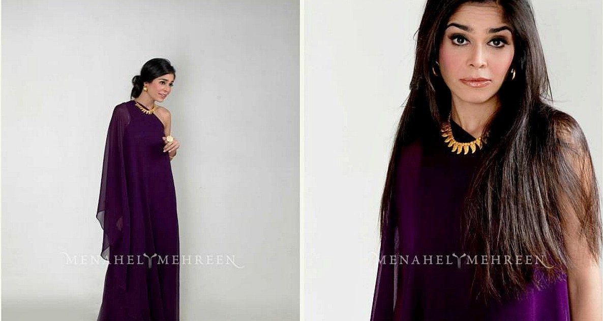 Menahel and Mehreen banked on their close friend and muse Samira Dada for their earliest shoots