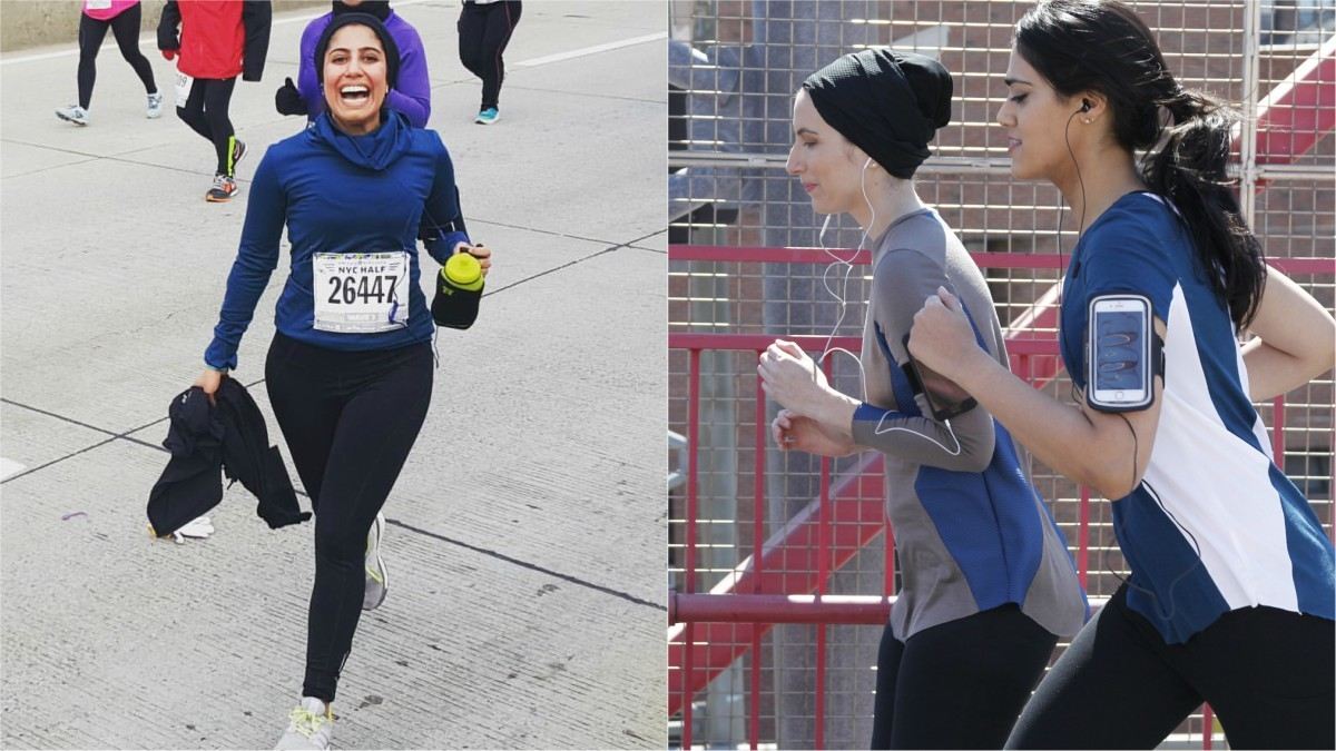 Sukoon Activewear: The hijabi girl's answer to workout gear