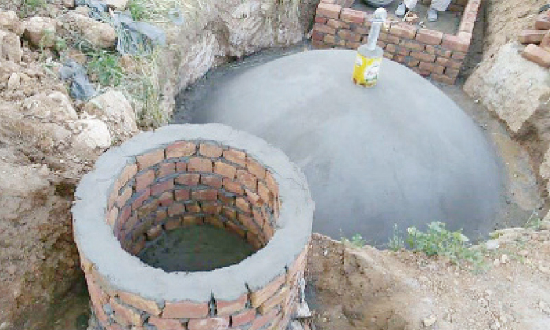 Shangla villagers rely on biogas plants for energy - Newspaper