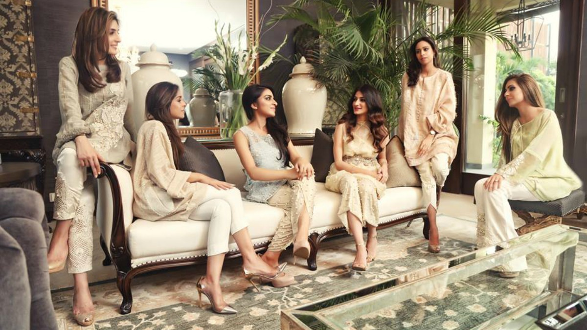 Are 'real people' shoots here to stay in Pakistani fashion?