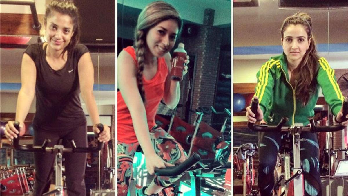 Studio X indoor cycling team of instructors
