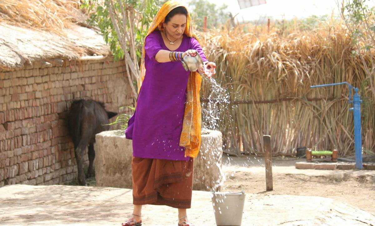 Bushra Ansari gives a winning performance as Sheeda