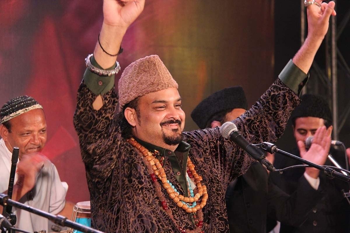 Amjad Sabri.