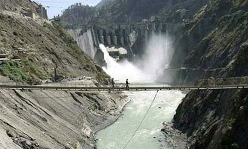 A view of the Neelum-Jehlum Hydropower Project in this file photo.