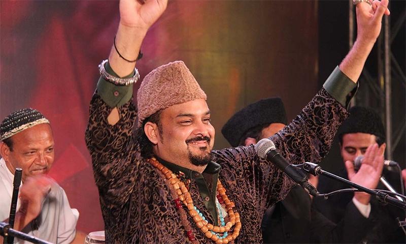 Amjad Sabri received no threats from anyone: brother