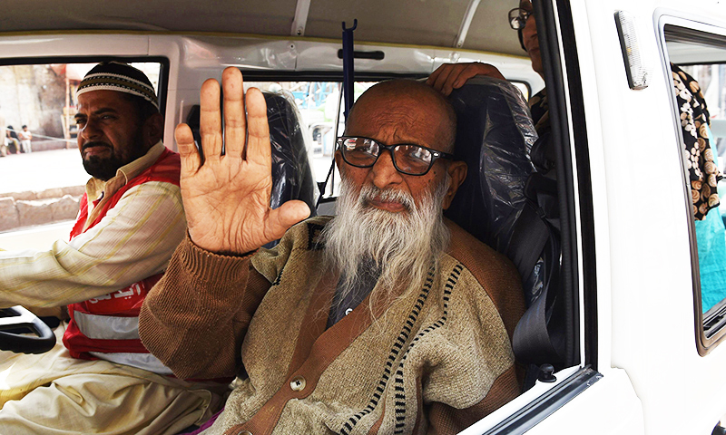 Celebrated humanitarian Abdul Sattar Edhi passes away in Karachi