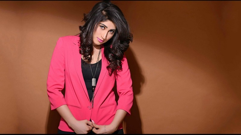Qandeel Baloch seeks security