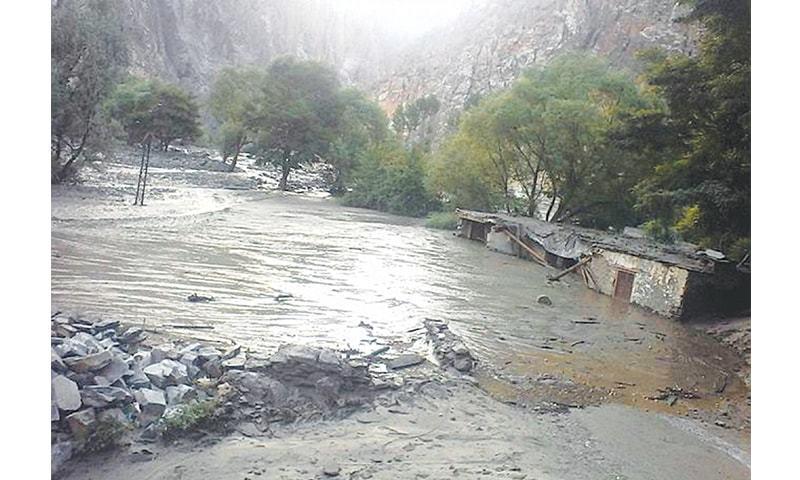 Nine KP districts prone to floods: PDMA