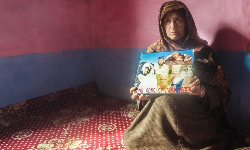 Enforced disappearances: The plight of Kashmir's 'half widows'