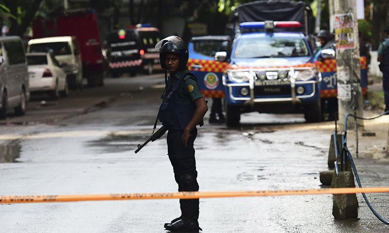 Bangladesh hostage siege: how it happened