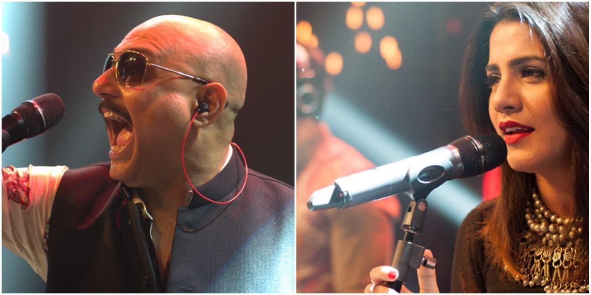 Rockers Ali Azmat and Qurratulain Baloch return in Coke Studio 9
