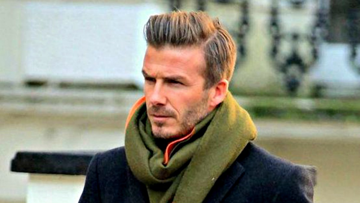 We should've been following David Beckham from the start! Oh well, better late than never!