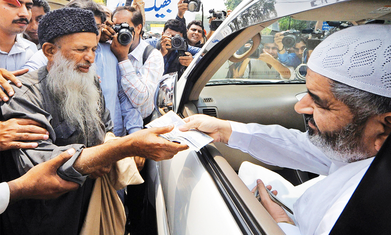 Edhi's lifelong mission of mercy