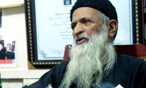How well do you know Abdul Sattar Edhi?
