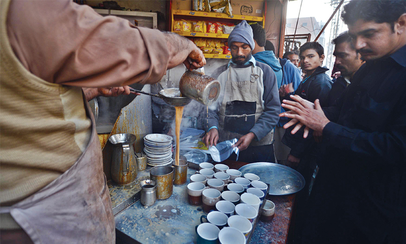 What's in a dhaba? A second home, for some chai addicts