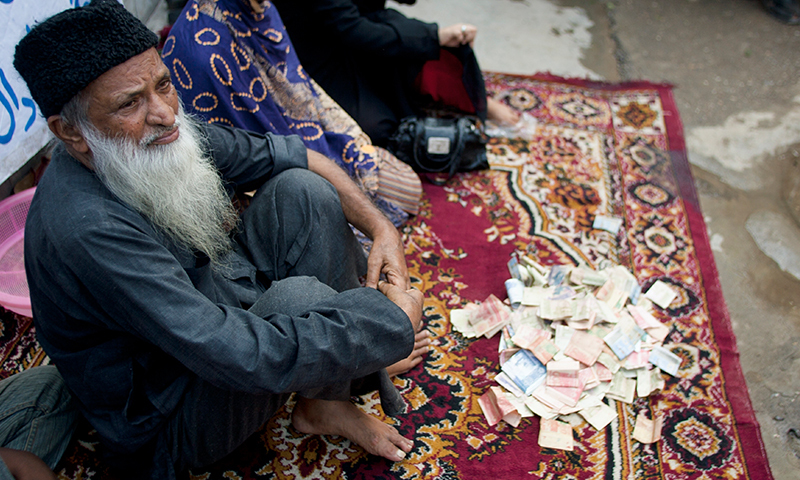 Edhi: A life less ordinary