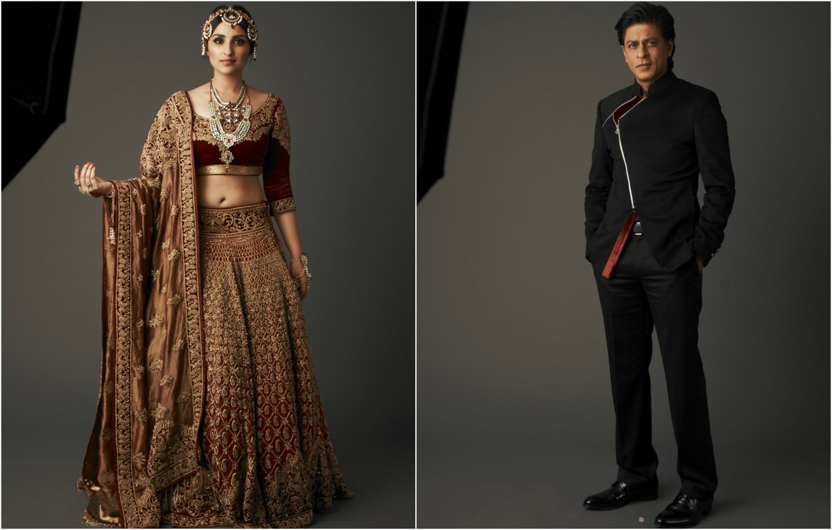 There's also a smaller collection of formal couture titled DIVA'NI Man