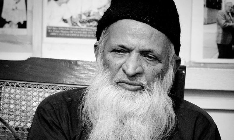 Edhi was a consummate rebel, who quietly defied every one of us. —File