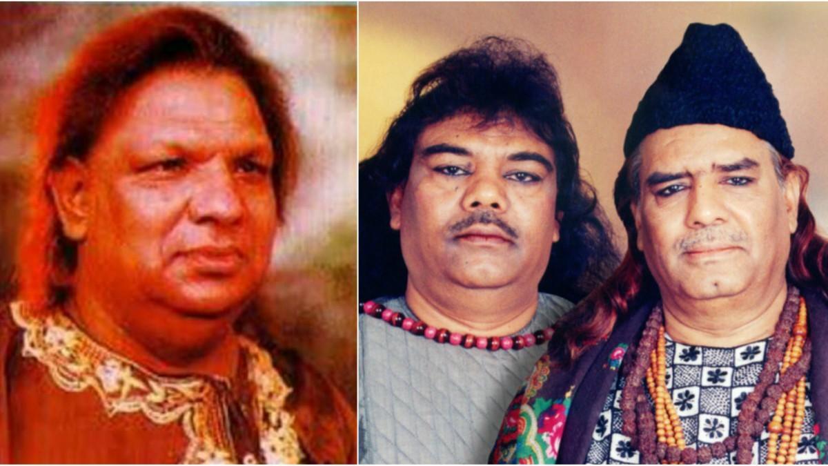 Aziz Mian Qawwal and the Sabri brothers