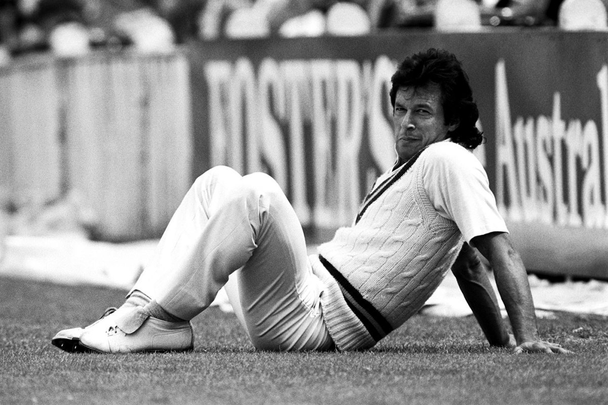 Imran Khan remained a bachelor throughout his cricketing days — S&G and Barratts/EMPICS Sport