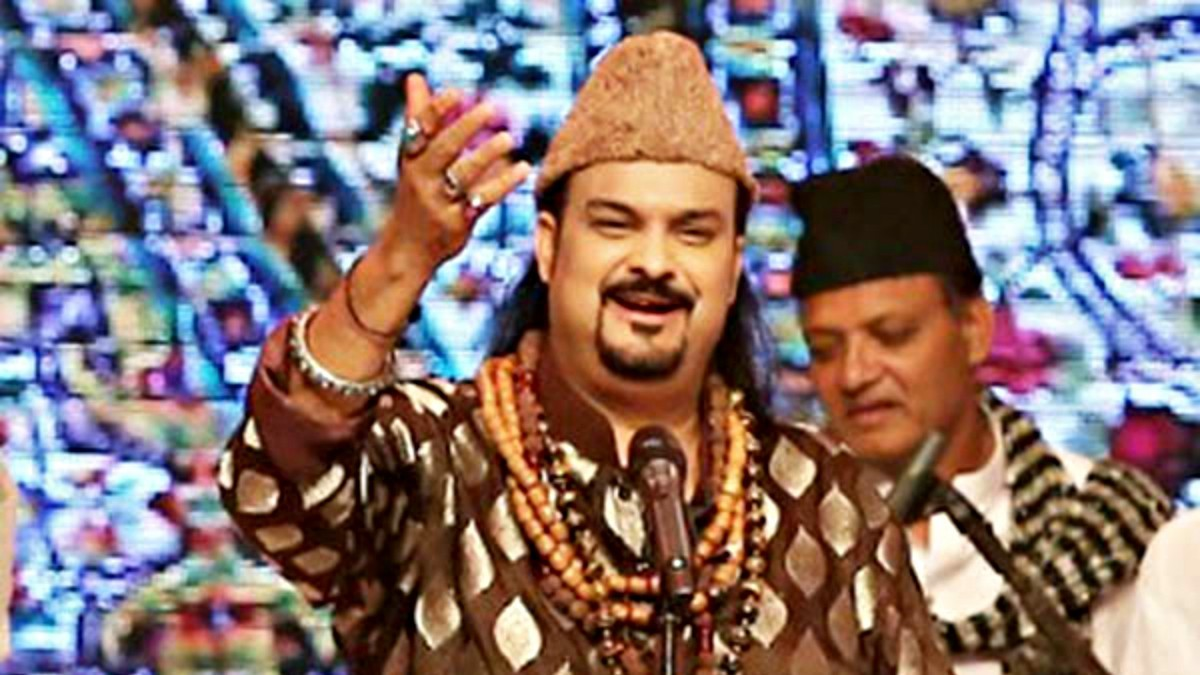 Amjad Sabri's gregarious personality made him well known