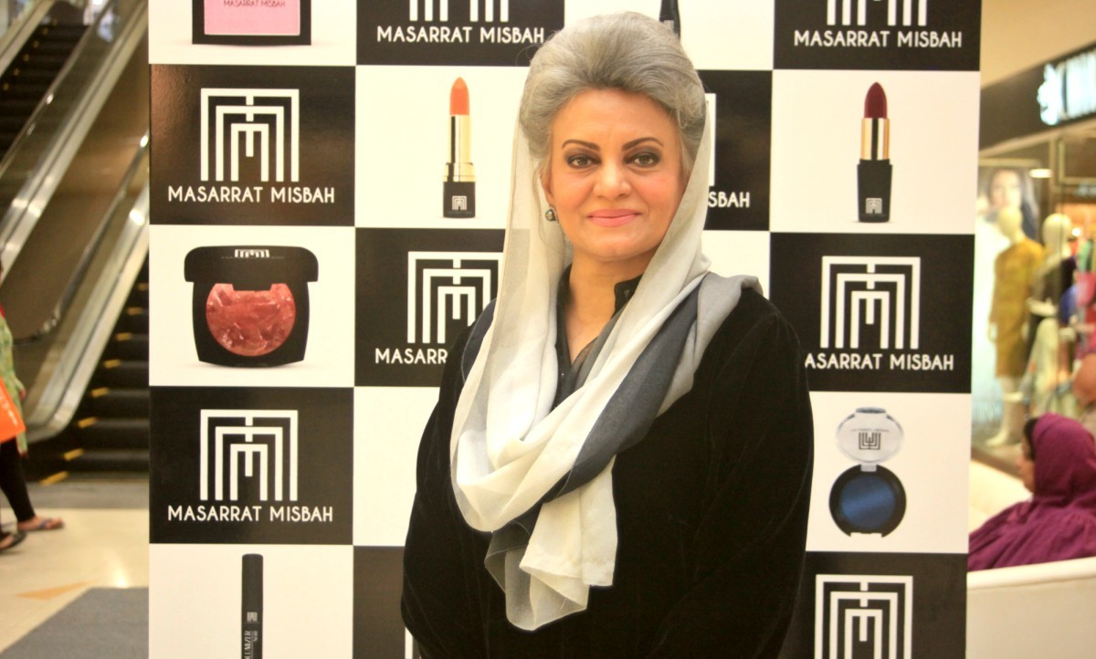 Masarrat Misbah's halal makeup line focuses on keeping makeup healthy